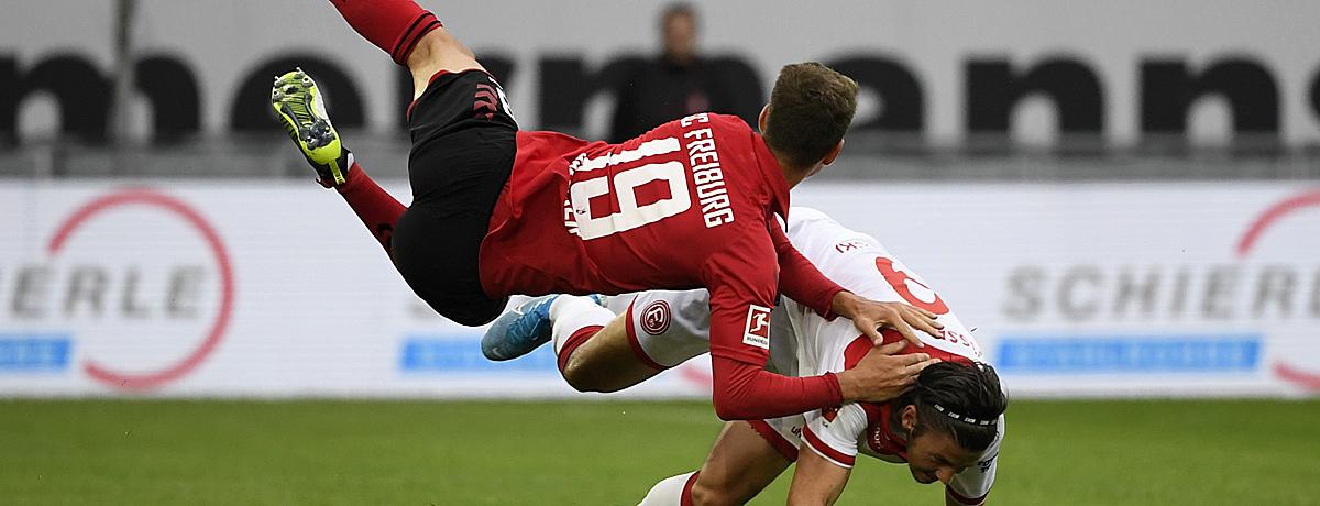 SC Freiburg - Fortuna Düsseldorf: Hoffnung auf Europa gegen Abstiegskampf
