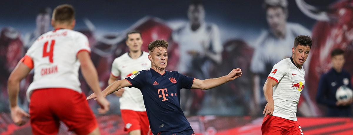 Bayern München - RB Leipzig: Die bayerische Weste ist noch weiß