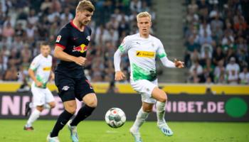 Robert Lewandowski und Timo Werner: Ein selten erfolgreiches Duo