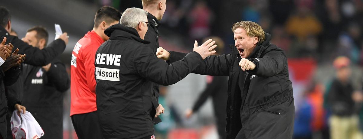 1. FC Köln - Fortuna Düsseldorf Wettvorschau Bundesliga Saison 2019/20
