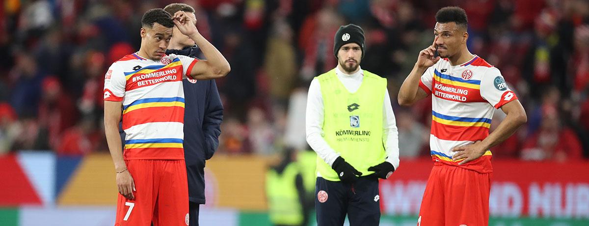 FSV Mainz 05 - SC Paderborn: Rheinhessen wollen Heim-Durststrecke ein Ende setzen