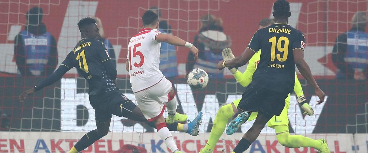 Erik Thommy Tor 1. FC Köln