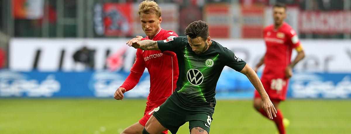 Union Berlin - VfL Wolfsburg: Andersson gegen die neue Wölfe-Offensivstärke