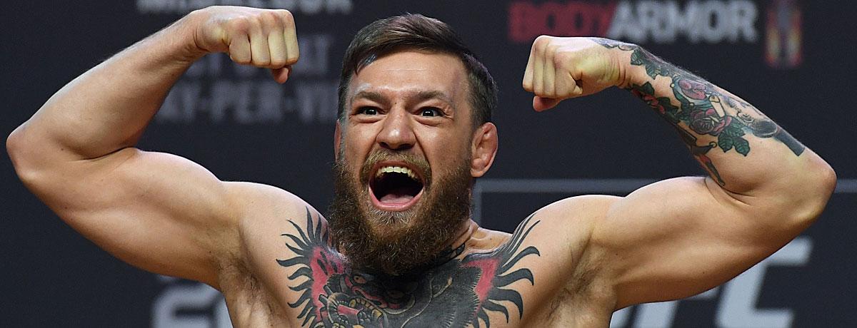 UFC: Conor McGregor gibt Comeback im Octagon
