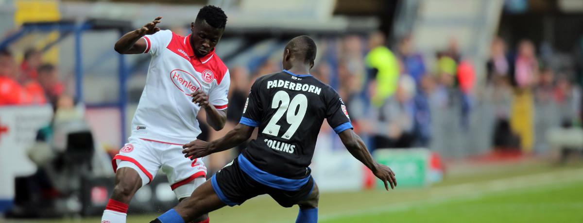 Fortuna Düsseldorf - SC Paderborn: Vorentscheidendes Duell im Abstiegskampf