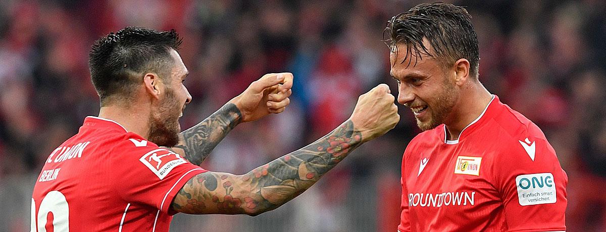 Hertha BSC - 1. FC Union Berlin: Köpenicker haben die 3. Stadtmeisterschaft vor Augen
