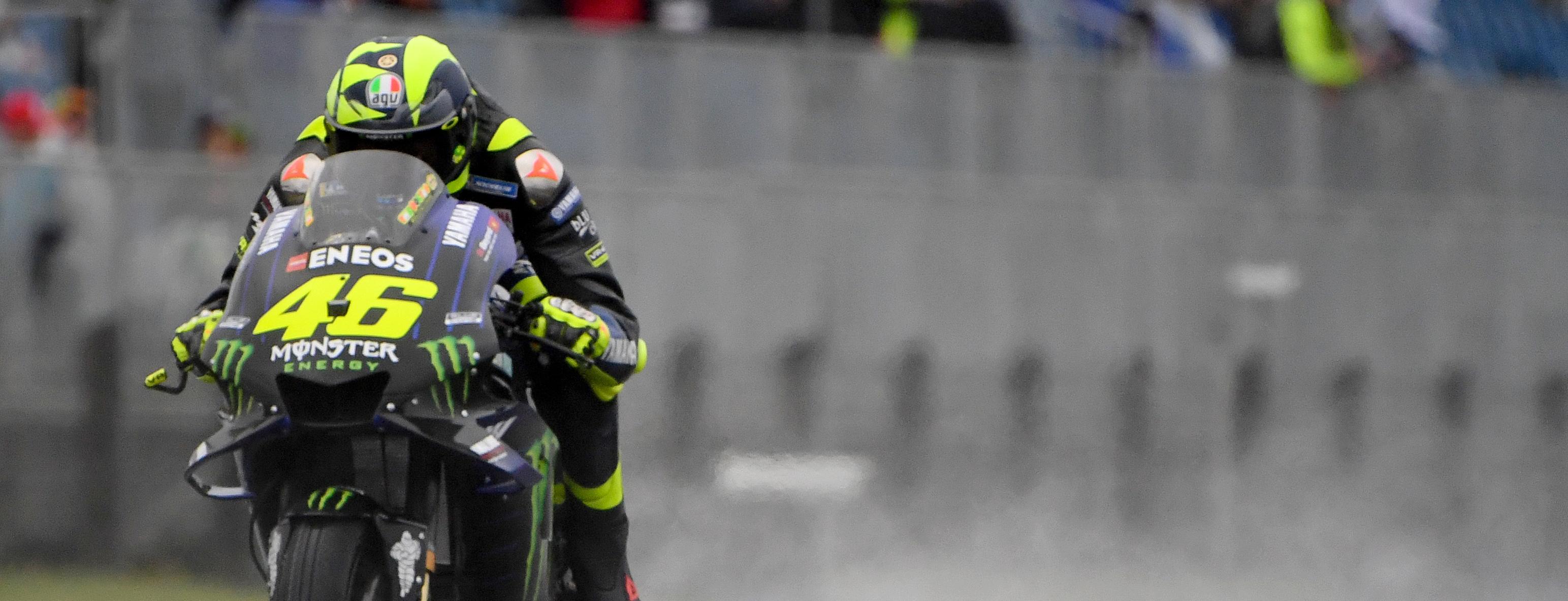 Valentino Rossi MotoGP