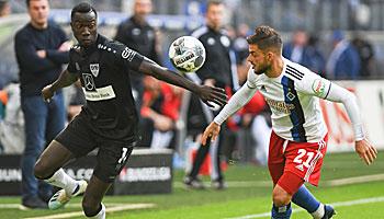 HSV – VfB Stuttgart: Schwaben wollen Revanche vom Wochenende