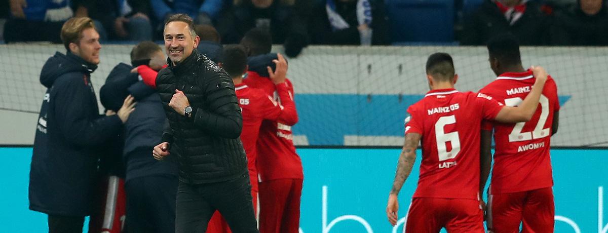 Höchster Auswärtserfolg seit Klopp: Mainz 05 wie es siegt und lacht!