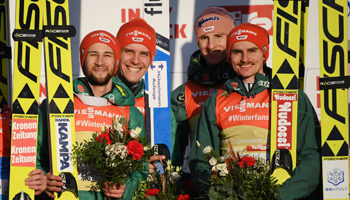 Weltcup-Start im Skispringen: Die DSV-Adler greifen an
