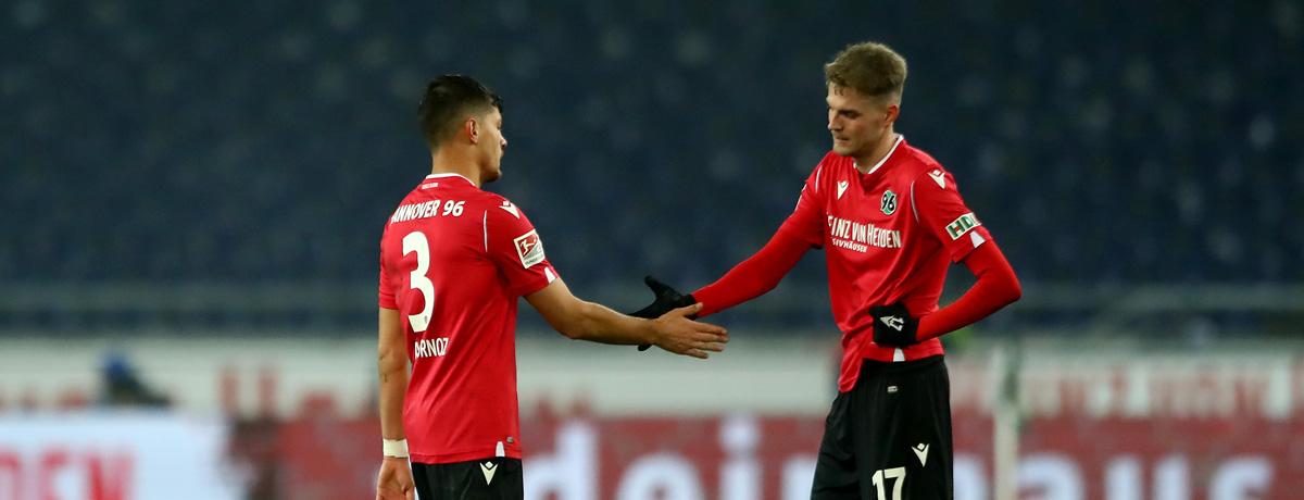 2. Liga: Krise - Hannover 96 spielt die Arena leer!