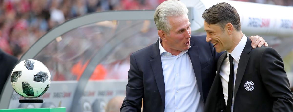 FC Bayern: So schlugen sich die letzten 5 Interimstrainer