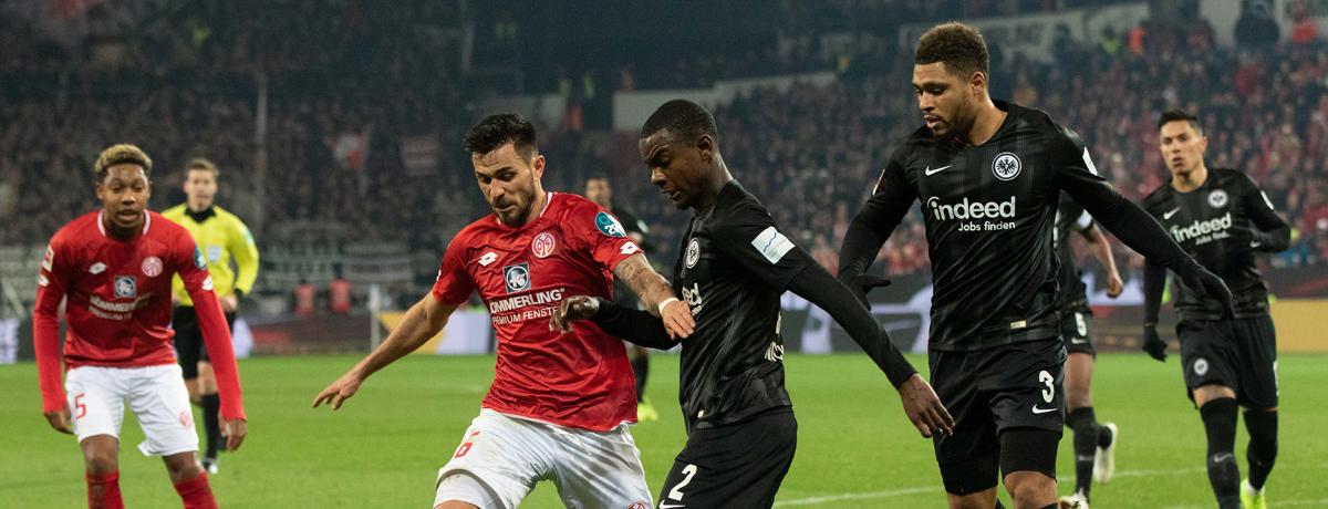 Eintracht Frankfurt - Mainz 05 Wettvorschau Bundesliga Saison 2019/20