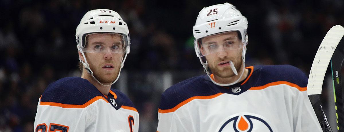 NHL: Duos dominieren die Scorerliste