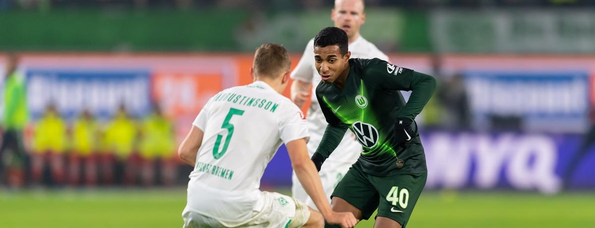 Werder Bremen - VfL Wolfsburg Wettvorschau Bundesliga 2019/20