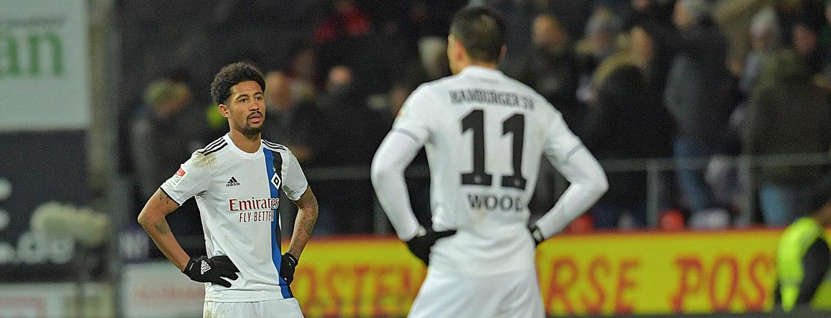 HSV: Keine Besserung im Vergleich zur Vorsaison