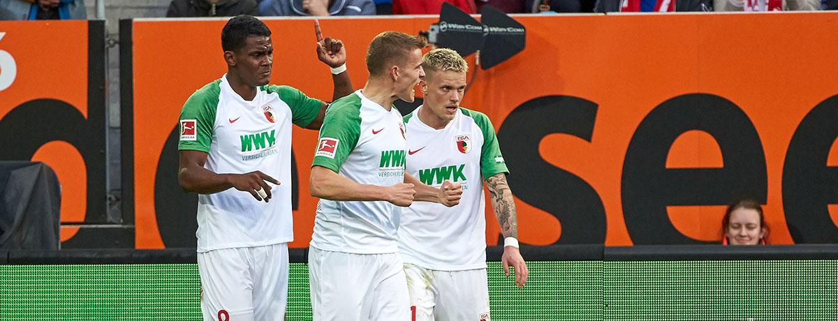 FC Augsburg: Ohne Finnbogason wird's eng