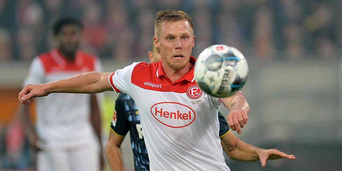 Rouwen Hennings Fortuna Düsseldorf Bundesliga 2019/20