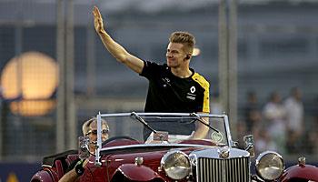 Formel 1: Nico Hülkenberg sagt Tschüss