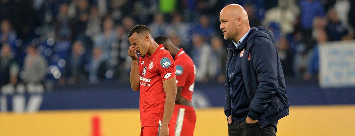 Bundesliga: Verschiedene Favoriten auf die Trainer-Posten in Köln und Mainz