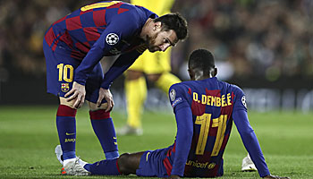 Ousmane Dembélé: Barcelonas teuerster Pfegefall
