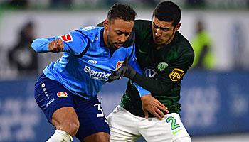 VfL Wolfsburg – Bayer Leverkusen: Torgarantie und Auswärtsvorteil