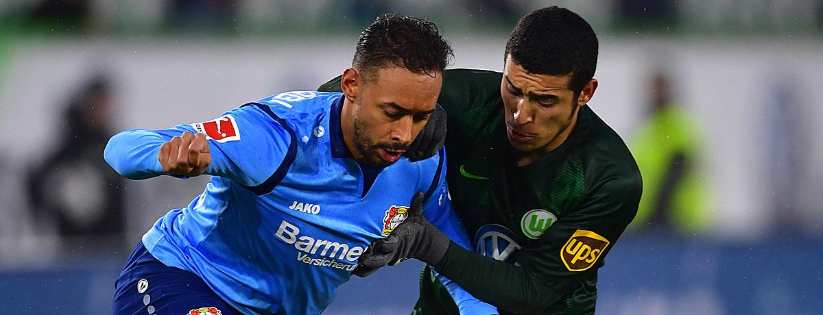 VfL Wolfsburg - Bayer Leverkusen Bundesliga 2020/21