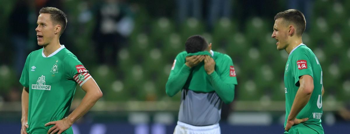 Bundesliga: Werder Bremen – Eine Hinrunde des Grauens!