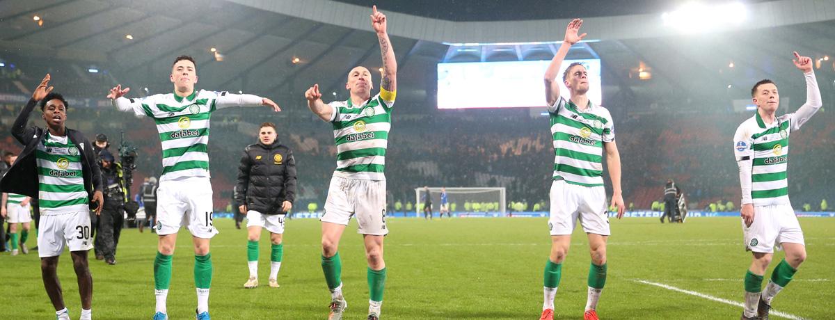 """Schottland: Celtic Glasgow und das historische """"Ten in a Row"""""""