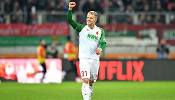 FC Augsburg: Max könnte bald DFB-Geschichte schreiben