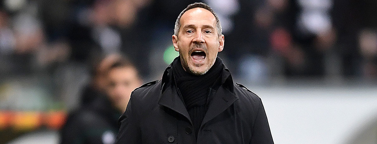 Adi Hütter Eintracht