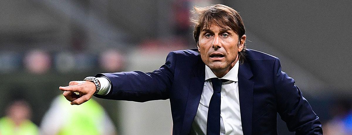 Inter Mailand Trainer Antonio Conte
