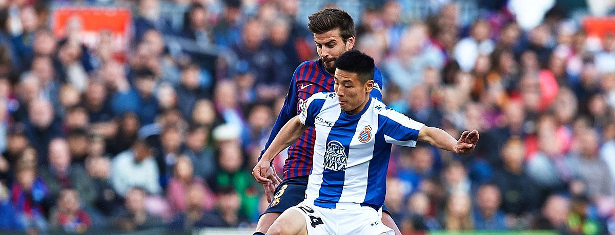 FC Barcelona - Espanyol Barcelona: Das vorerst letzte