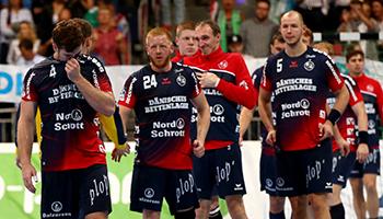 Handball-Bundesliga: Flensburg spitze, Kiel mit besseren Karten