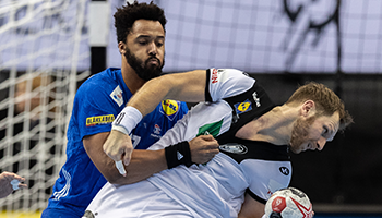 Handball-EM 2020: Bitter im Tor, Weinhold muss passen