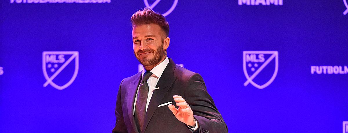 Beckham-Klub Inter Miami CF: Der Kader nimmt Gestalt an