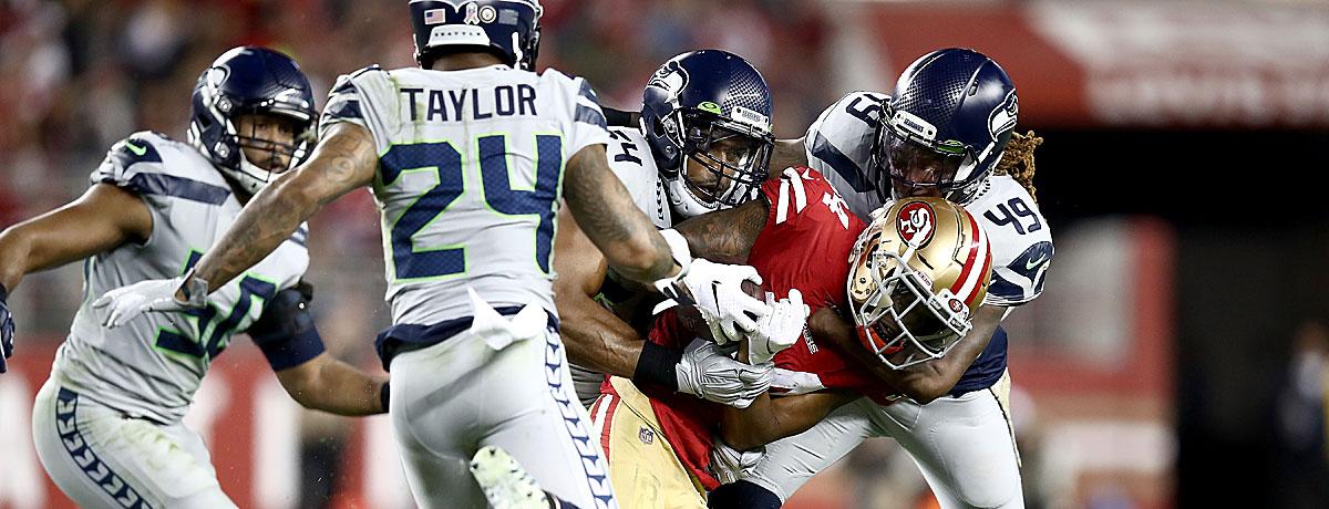 NFC West Titel: Darum schlagen die Seahawks die 49ers