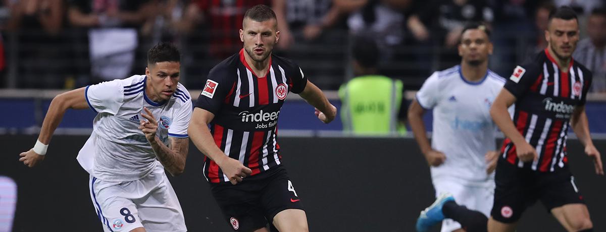 Eintracht Frankfurt: Rückkehr von Ante Rebic vor dem Abschluss?