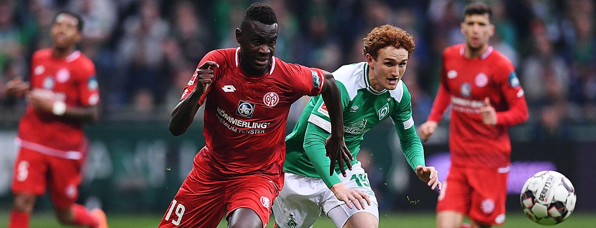 Mainz 05 - Werder Bremen Bundesliga 2019/20