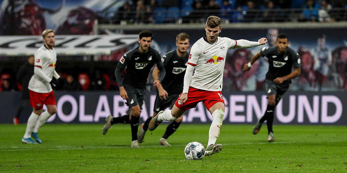 Timo Werner RB Leipzig Bundesliga 2019/20