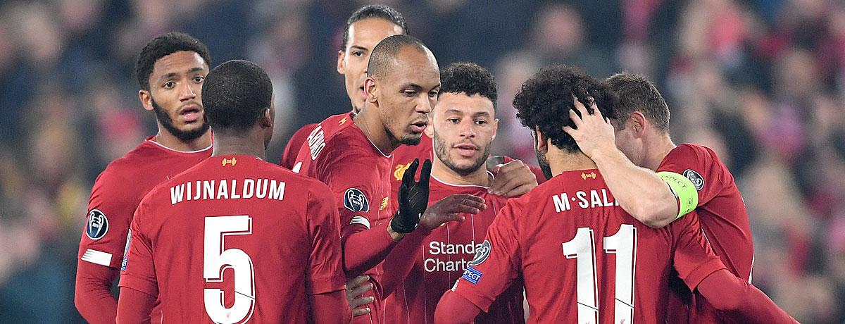 Premier League: FC Liverpool entert Platz 2 im Ungeschlagen-Ranking