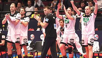 Handball-EM: DHB-Vorentscheidung gegen Kroatien