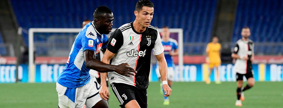 Juventus - SSC Neapel: Alte Dame muss Top-Sturm bremsen