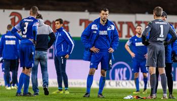 2. Liga: Die Achterbahn-Saison des Karlsruher SC