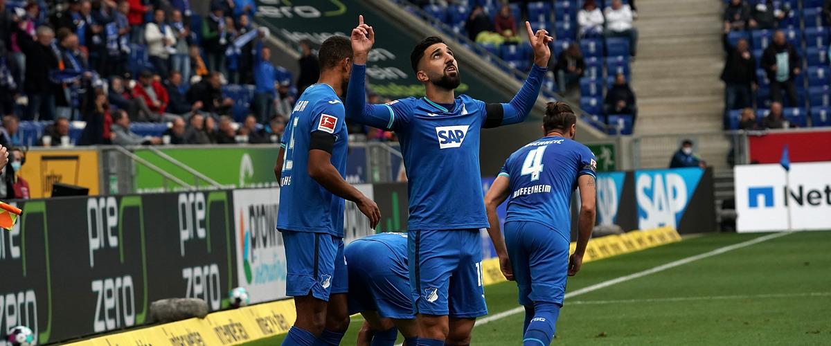 TSG Hoffenheim Munas Dabbur Tor