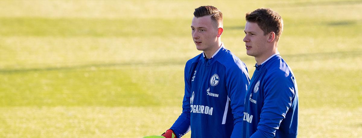 Schalke 04: Entscheidung getroffen – Nübel (vorerst) wieder im Tor
