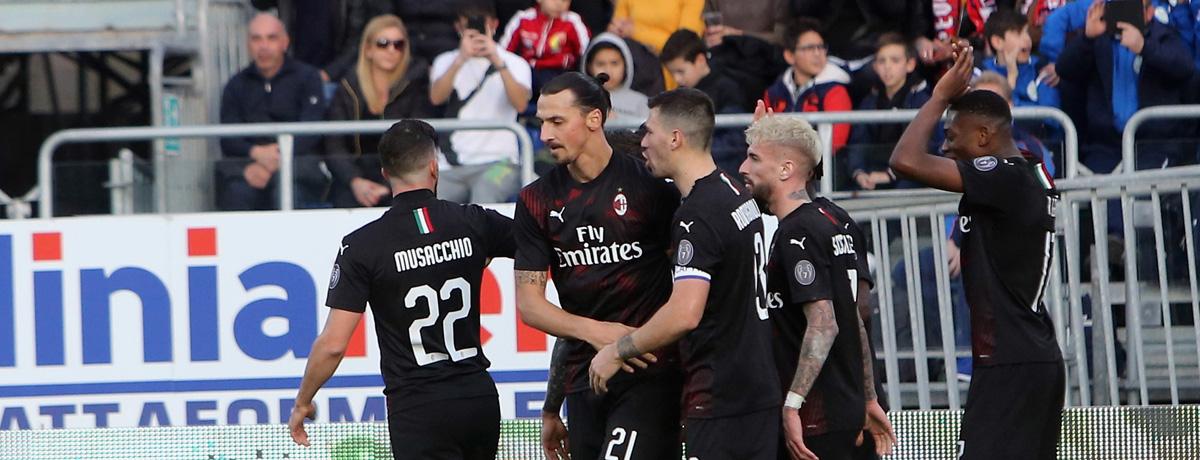 Fußballstar Zlatan Ibrahimovic - Die zlatanischen Tor-Premieren