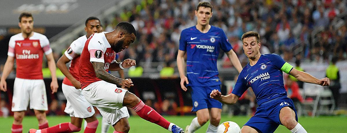 FC Chelsea - FC Arsenal: Gunners mit Durststrecke an der Stamford Bridge