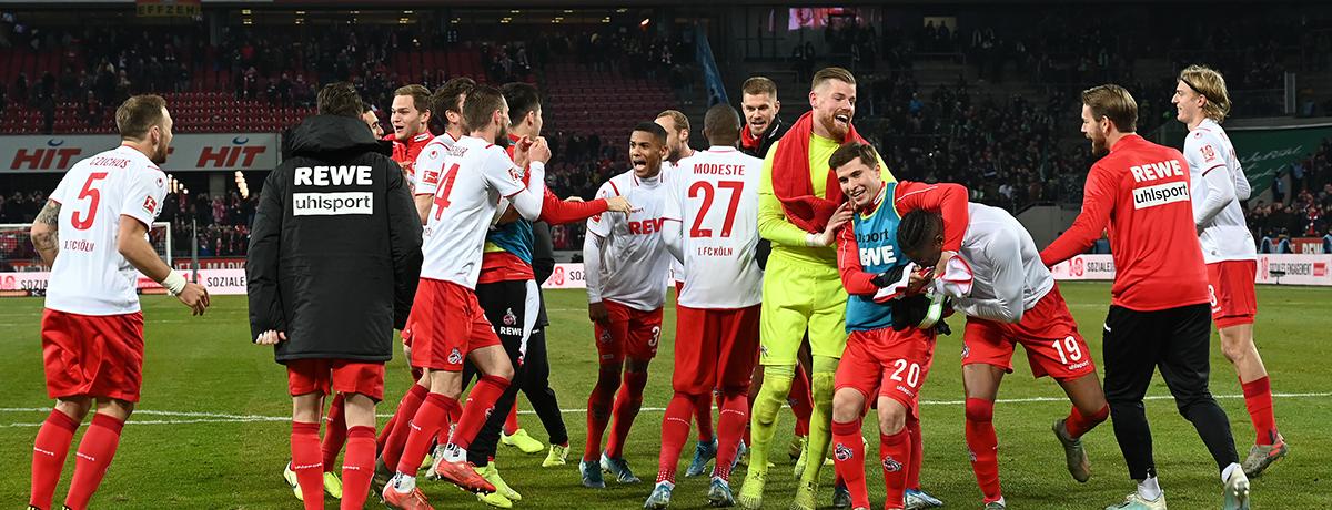 1. FC Köln: 4 Gründe für den Höhenflug der Geißböcke