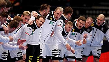 Handball-EM: DHB-Team will Platz 5 und ein versöhnliches Ende